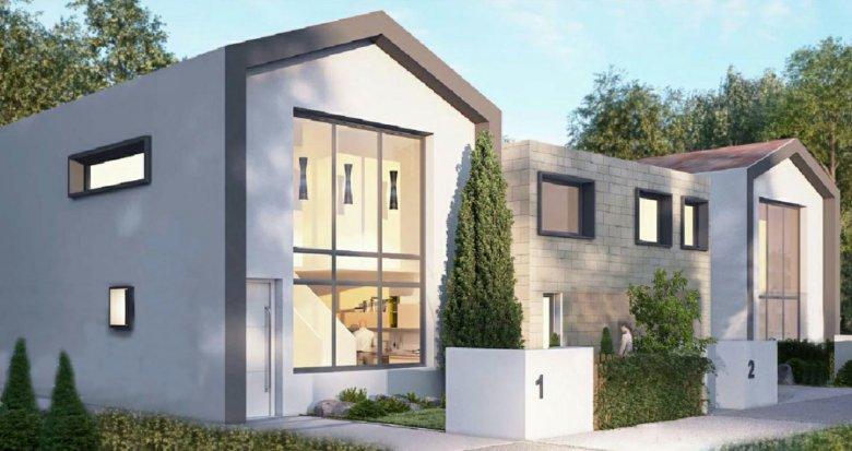 Achat / Vente immobilier neuf Léognan centre-ville (33850) - Réf. 6118