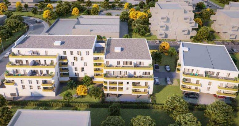 Achat / Vente immobilier neuf Lormont à proximité des transports (33310) - Réf. 4614