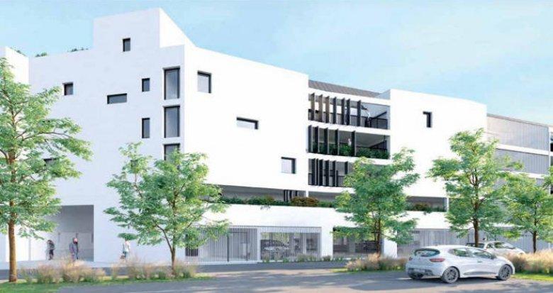 Achat / Vente immobilier neuf Lormont cœur quartier Lissandre (33310) - Réf. 4899