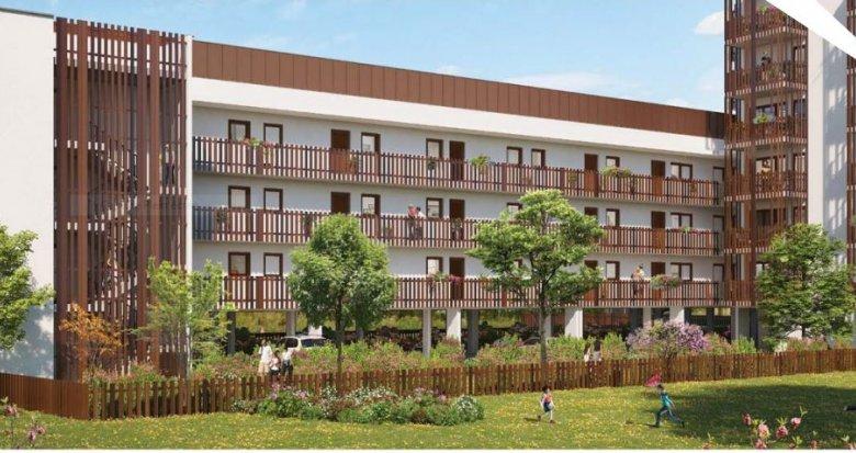 Achat / Vente immobilier neuf Lormont Les Akènes (33000) - Réf. 2666
