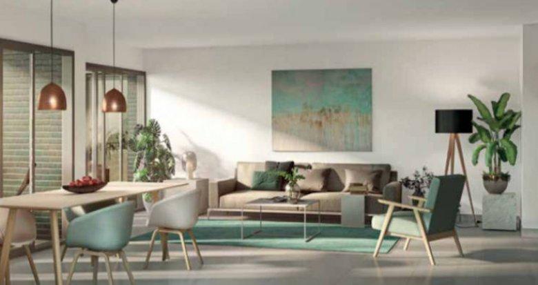 Achat / Vente immobilier neuf Lormont proche Parc de l'Ermitage (33310) - Réf. 4904