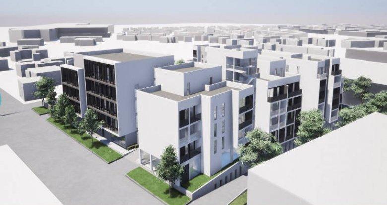 Achat / Vente immobilier neuf Lormont, quartier 4 Pavillons (33310) - Réf. 5965