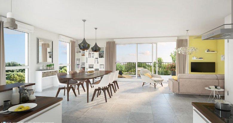 Achat / Vente immobilier neuf Lormont, quartier de la Ramade (33310) - Réf. 5459