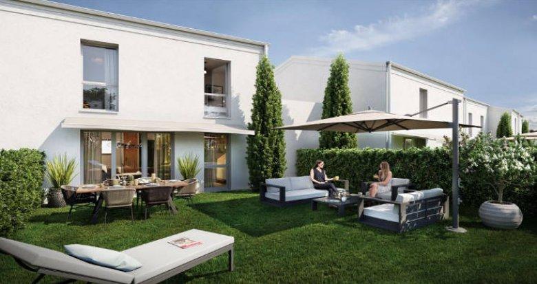 Achat / Vente immobilier neuf Lormont quartier des 4 Pavillons (33310) - Réf. 5167