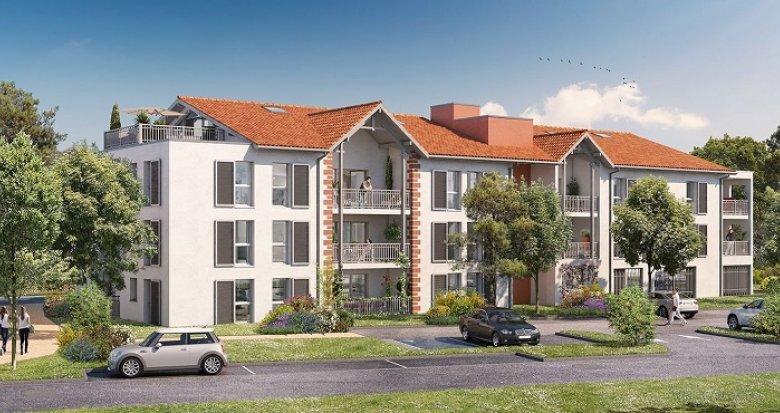 Achat / Vente immobilier neuf Marcheprime gare et commerces à pied (33380) - Réf. 2458