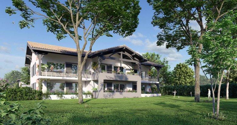 Achat / Vente immobilier neuf Martignas-sur-Jalle à proximité du centre ville (33127) - Réf. 6284