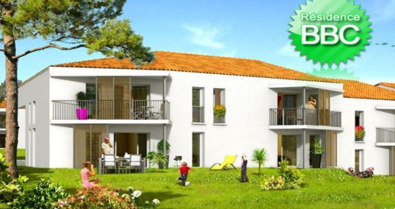 Achat / Vente immobilier neuf Martignas-sur-Jalle proche de Bordeaux (33127) - Réf. 1