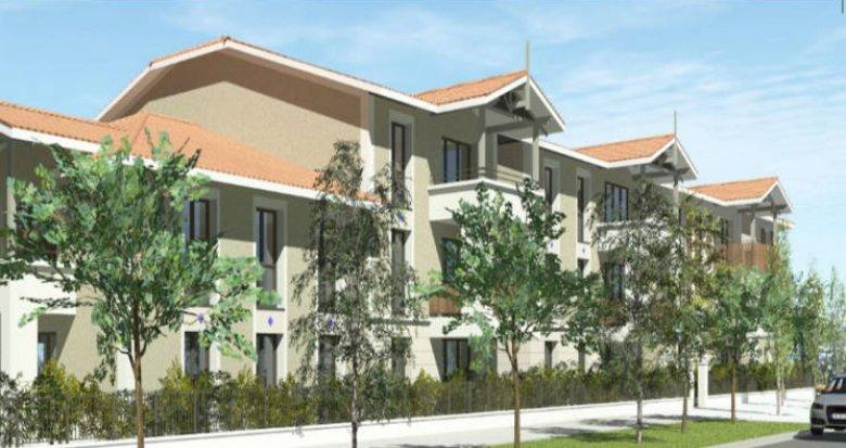 Achat / Vente immobilier neuf Martignas-sur-Jalles entre Arcachon et Bordeaux (33127) - Réf. 4729