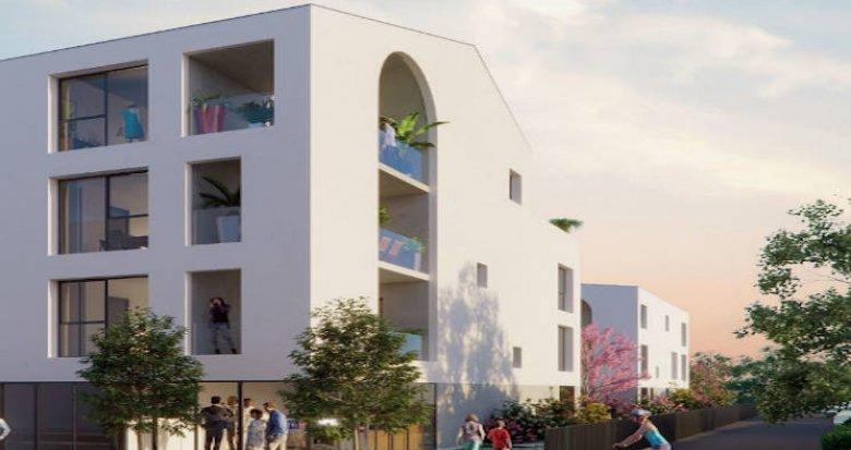Achat / Vente immobilier neuf Mérignac au pied des écoles (33700) - Réf. 4390