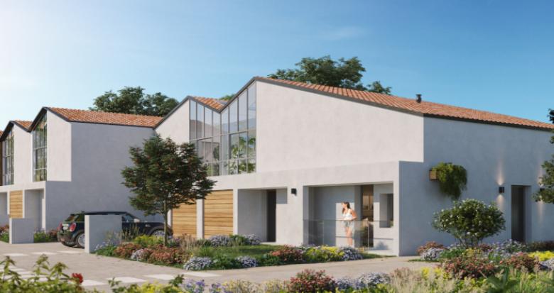 Achat / Vente immobilier neuf Mérignac proche du Parc du Bourgailh (33700) - Réf. 5463
