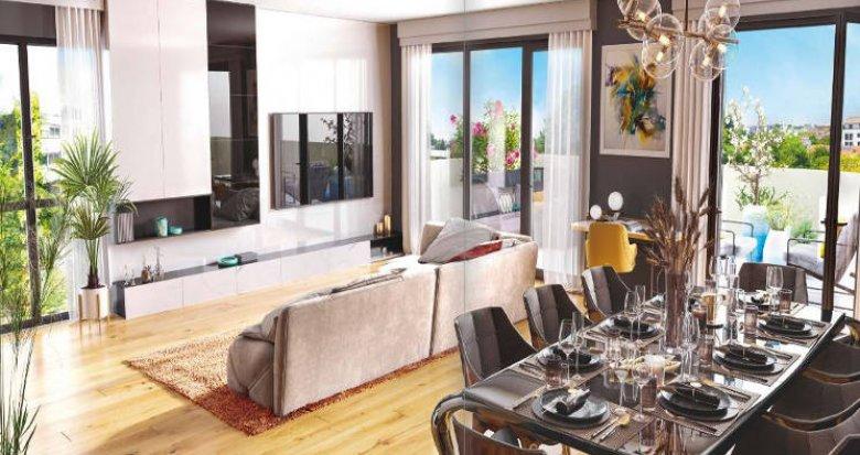 Achat / Vente immobilier neuf Mérignac proche tramway A (33700) - Réf. 4897