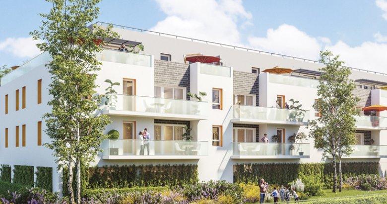 Achat / Vente immobilier neuf Mérignac quartier du Chut (33700) - Réf. 2911