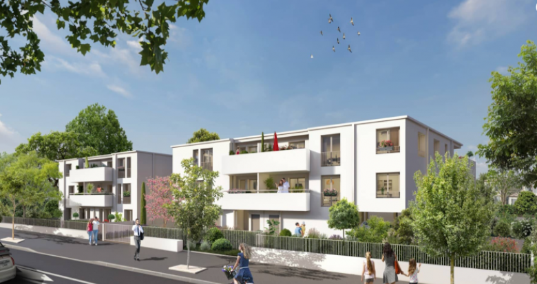 Achat / Vente immobilier neuf Mérignac tramway Fontaine d'Arlac (33700) - Réf. 5184