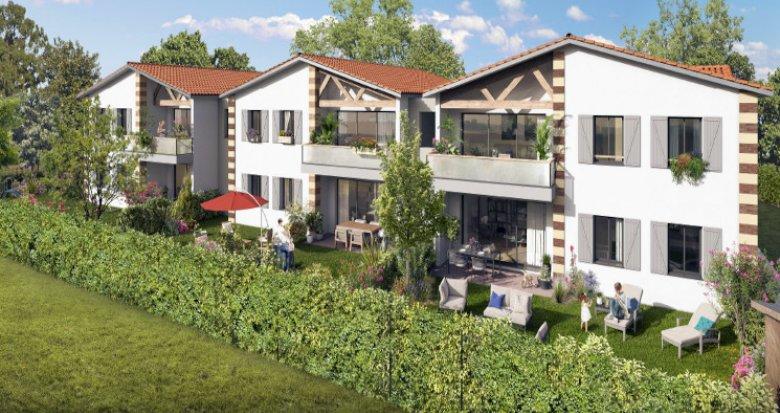 Achat / Vente immobilier neuf Parempuyre à 10min à pied du centre ville (33290) - Réf. 5438