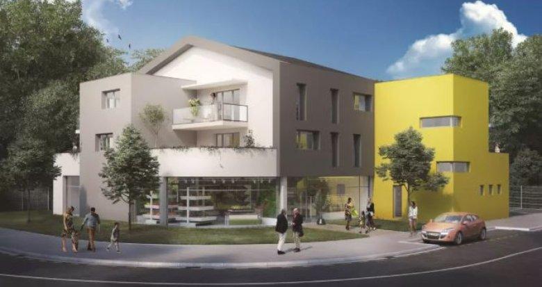 Achat / Vente immobilier neuf Parempuyre aux portes de Bordeaux (33290) - Réf. 2368