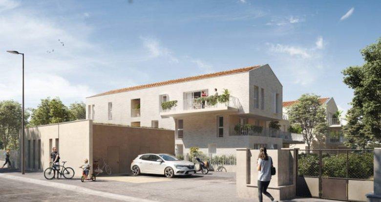 Achat / Vente immobilier neuf Pessac à 400m du Tram B Doyen Brus (33600) - Réf. 5328