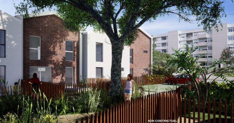 Achat / Vente immobilier neuf Pessac, à 500m de la station Tram Bougnard (33600) - Réf. 5193