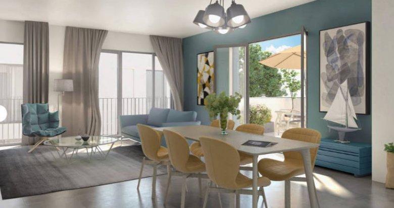 Achat / Vente immobilier neuf Pessac cœur centre-ville (33600) - Réf. 4657