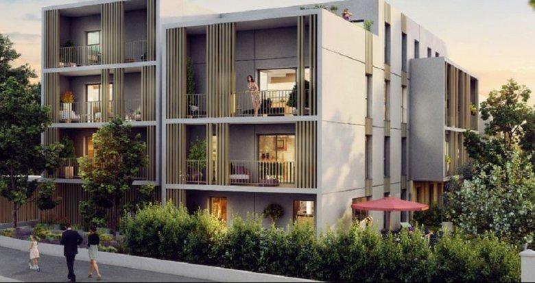 Achat / Vente immobilier neuf Pessac entre Haut Lévêque et Alouette (33600) - Réf. 2342