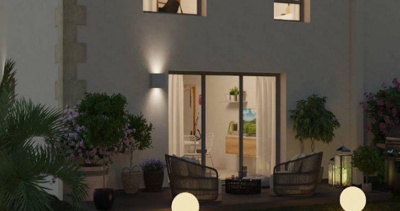 Achat / Vente immobilier neuf Pessac proche écoles et commodités (33600) - Réf. 4232