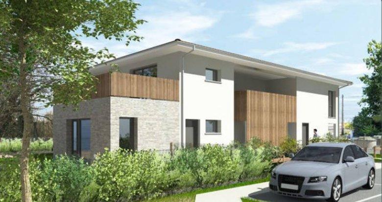 Achat / Vente immobilier neuf Pessac proche Gazinet (33600) - Réf. 6011