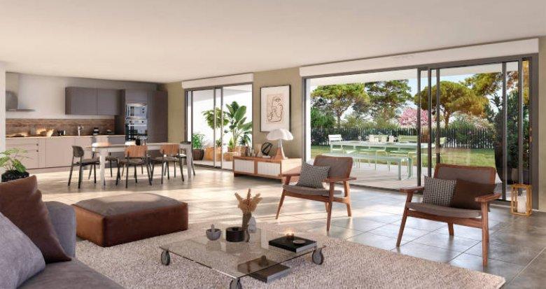 Achat / Vente immobilier neuf Pessac quartier Cap de Bos (33600) - Réf. 6098