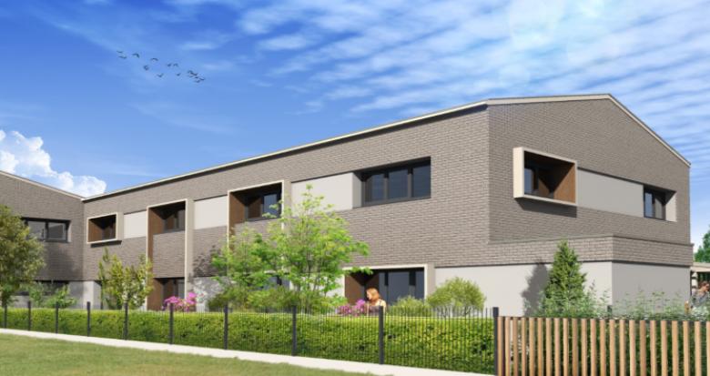 Achat / Vente immobilier neuf Pessac quartier résidentiel proche gare (33600) - Réf. 5064