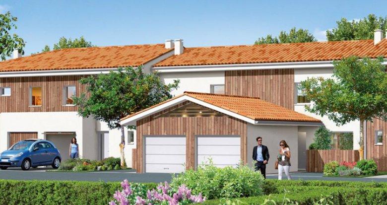 Achat / Vente immobilier neuf Pompignac, proche Mairie (33370) - Réf. 946