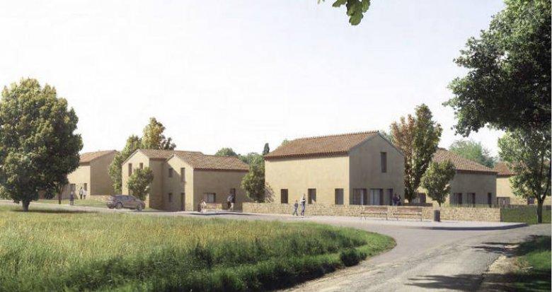Achat / Vente immobilier neuf Quinsac à 20 min de Bordeaux centre (33360) - Réf. 4877