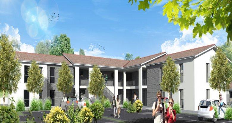 Achat / Vente immobilier neuf Saint-Médard-d'Eyrans proche transports (33650) - Réf. 4375