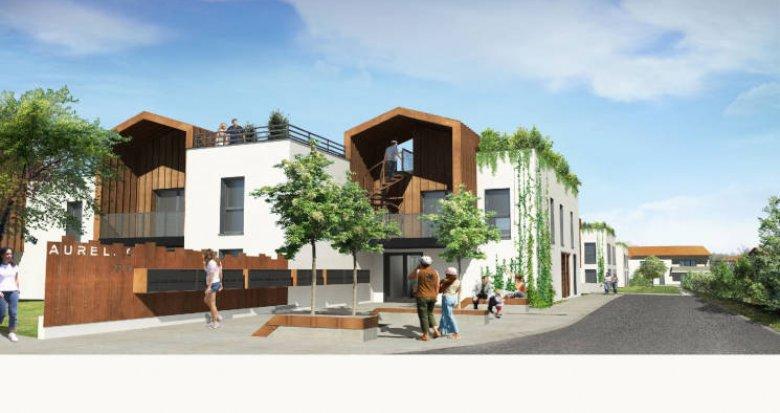 Achat / Vente immobilier neuf Saint-Médard-en-Jalles quartier Picot (33160) - Réf. 3632