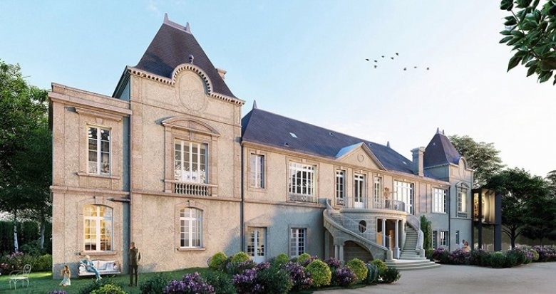 Achat / Vente immobilier neuf Sainte-Eulalie proche gare (33560) - Réf. 5628