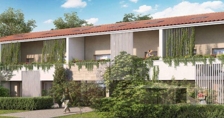 Achat / Vente immobilier neuf Talence en coeur de ville (33400) - Réf. 4553