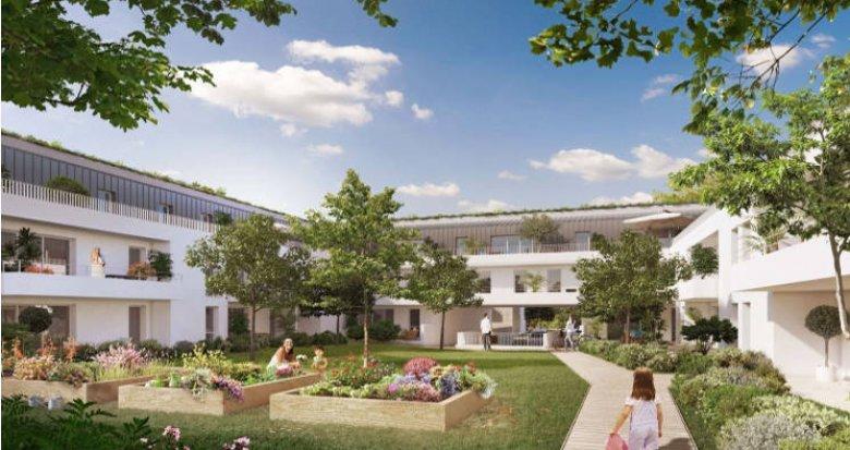 Achat / Vente immobilier neuf Talence Médoquine à 10 min du centre de Bordeaux (33400) - Réf. 5194