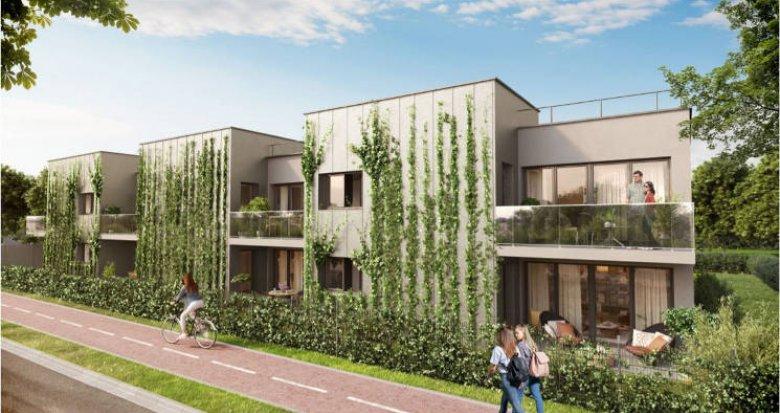 Achat / Vente immobilier neuf Talence proche commodités (33400) - Réf. 5058