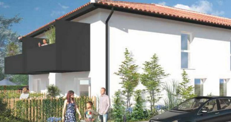 Achat / Vente immobilier neuf Vayres sur la rive gauche de la Dordogne (33870) - Réf. 4381