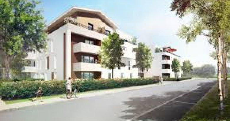 Achat / Vente immobilier neuf Villenave-d'Ornon aux portes de Bordeaux (33140) - Réf. 2380