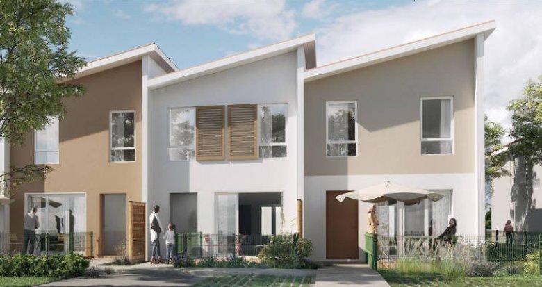 Achat / Vente immobilier neuf Villenave-d'Ornon proche école Jules Ferry (33140) - Réf. 3401