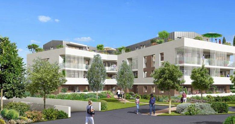Achat / Vente immobilier neuf Villenave-d'Ornon proche Parc Sourreil (33140) - Réf. 2514