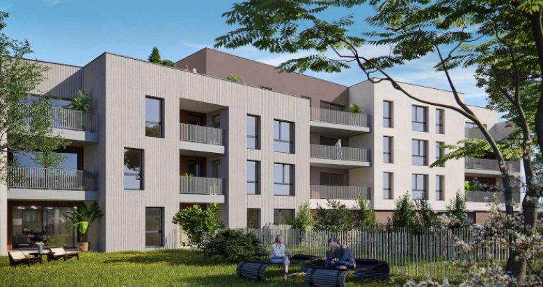 Achat / Vente immobilier neuf Villenave d'Ornon à 2 min du tramway (33140) - Réf. 5389