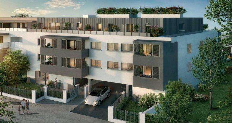 Achat / Vente immobilier neuf Villenave d'Ornon aux portes de Bordeaux (33140) - Réf. 6214