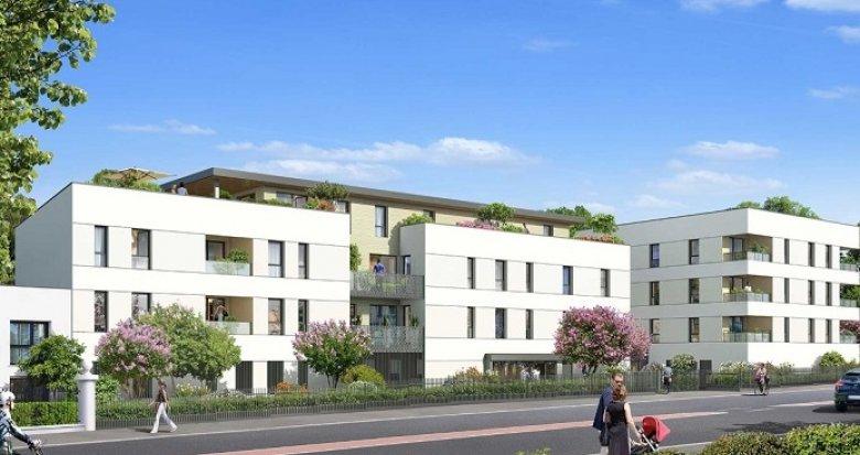Achat / Vente immobilier neuf Villenave-d'Ornon proche quartier Vieux-Bourg (33140) - Réf. 5035