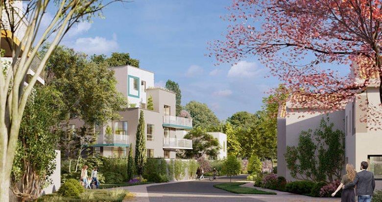 Achat / Vente immobilier neuf Villenave-d'Ornon proche tramway (33140) - Réf. 3907