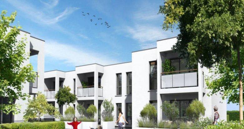 Achat / Vente immobilier neuf Villenave-d'Ornon quartier du Golf (33140) - Réf. 5659