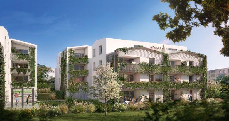 Achat / Vente immobilier neuf Villenave d'Ornon quartier du vieux bourg (33140) - Réf. 5128