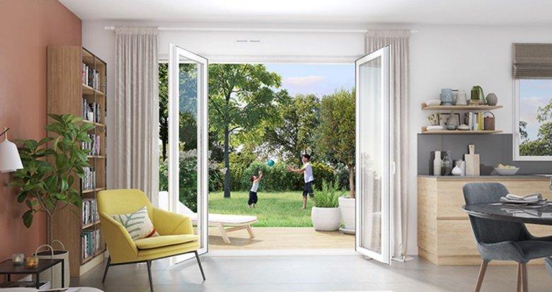 Achat / Vente immobilier neuf Villenave-d'Ornon secteur pavillonnaire (33140) - Réf. 4642